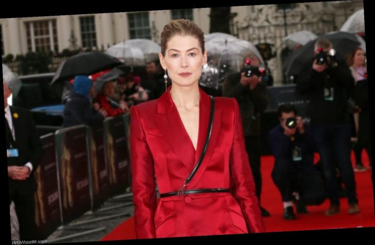 Rosamund Pike Warns About Effects of Her Body Being Photoshopped in Movie Posters