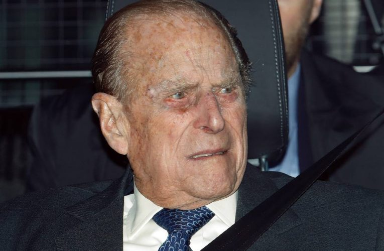 Prince Philip spends seventh night in hospital as Prince Edward and Palace give update