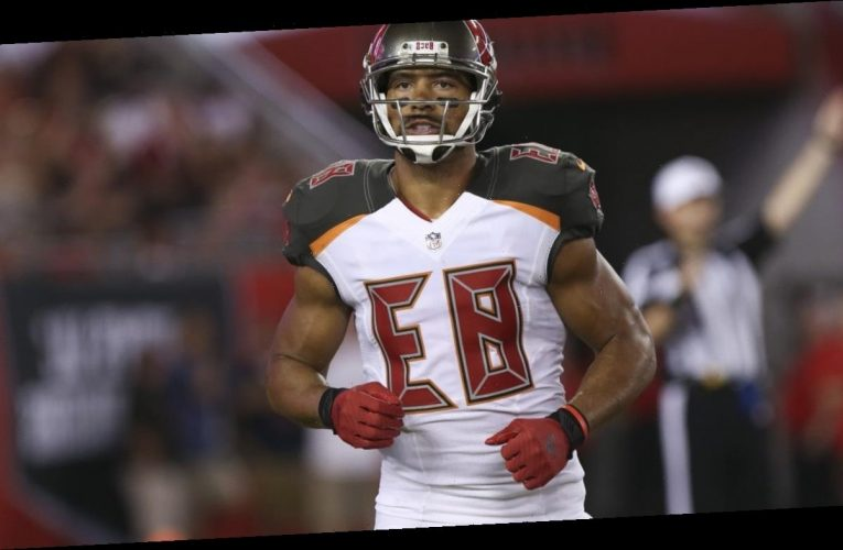 Vincent Jackson, Former Buccaneers Wide Receiver, Dead at 38