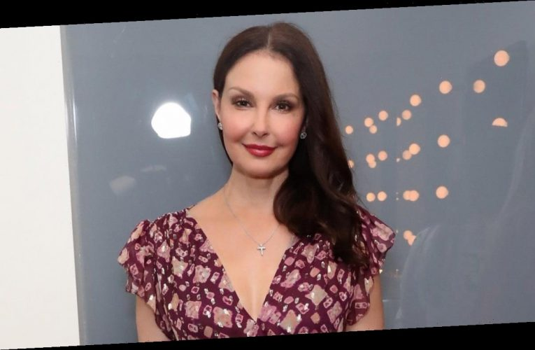 Ashley Judd Hospitalized After Shattering Her Leg in Rainforest Fall