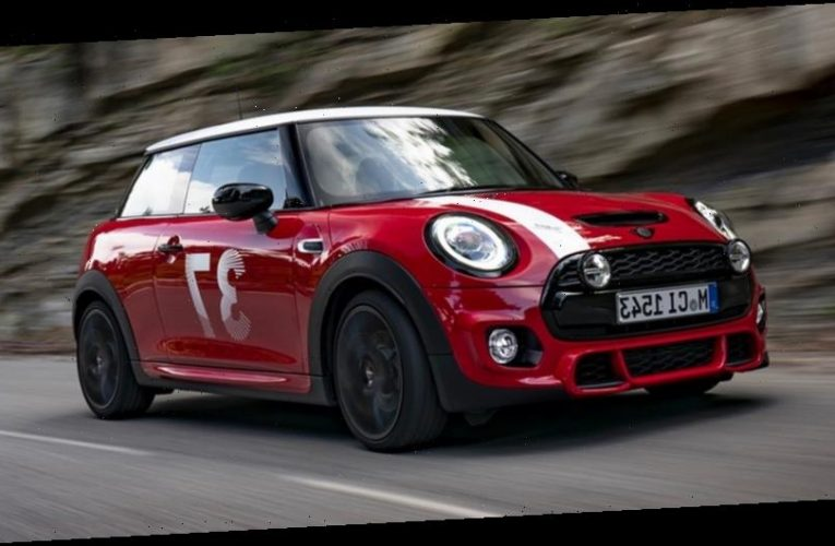 Only 65 of These MINI JCW Paddy Hopkirk Editions Were Made