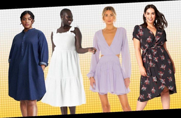 Shop Cute Spring Dresses for 2021