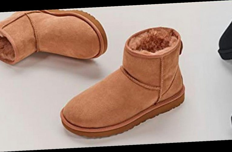 Amazon Big Winter Sale: Save Up to 45% on UGG Boots, Slippers & More