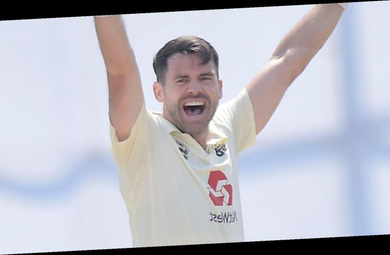 Chris Silverwood not against resting James Anderson for England's second Test vs India in Chennai