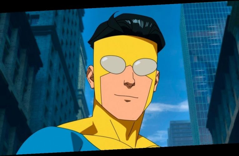 Everything you need to know about new Amazon Prime series Invincible
