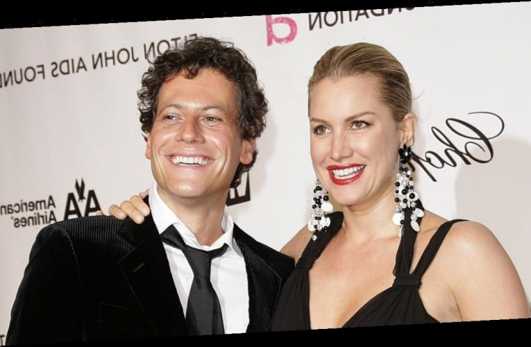 Ioan Gruffudd cites irreconcilable differences in Alice Evans divorce papers