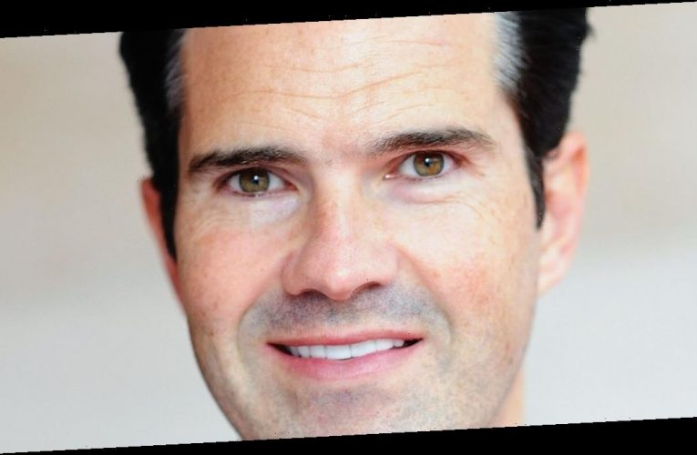 Jimmy Carr hated reflection so much he got teeth fixed and had hair transplant