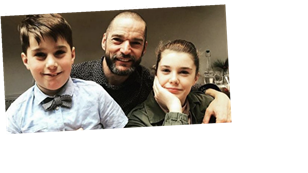 Inside Fred Sirieix's family life including his diver daughter and brother who works for Covid jab maker AstraZeneca