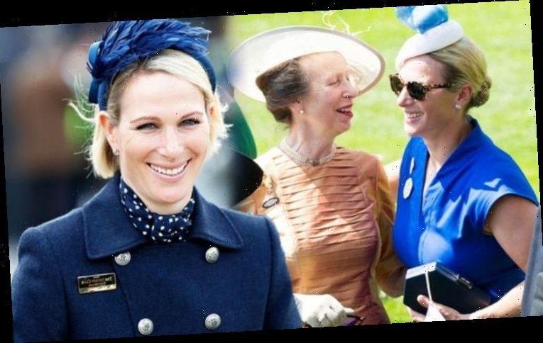 Zara Tindall and Princess Anne show 'extreme joy' despite 'different interests'
