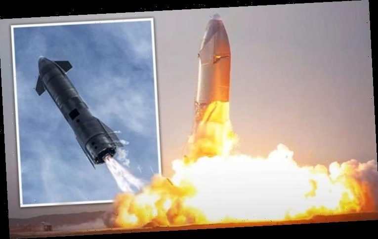 SpaceX Starship explosion: Elon Musk reveals why the SN10 blew up – 'Crushed legs'