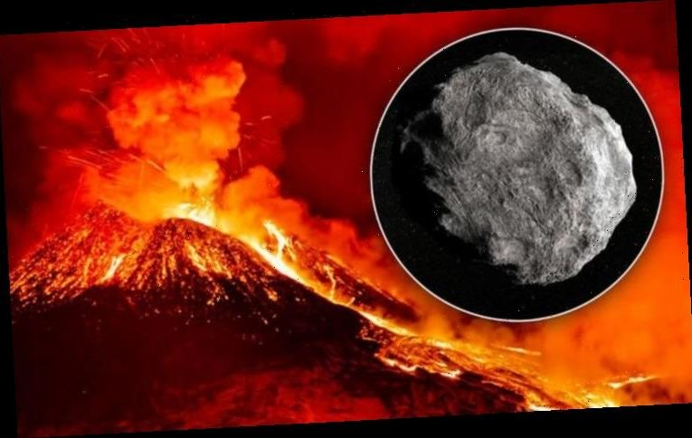 Volcano: What would eruptions look like on asteroids? 'Metallic volcanism' explained