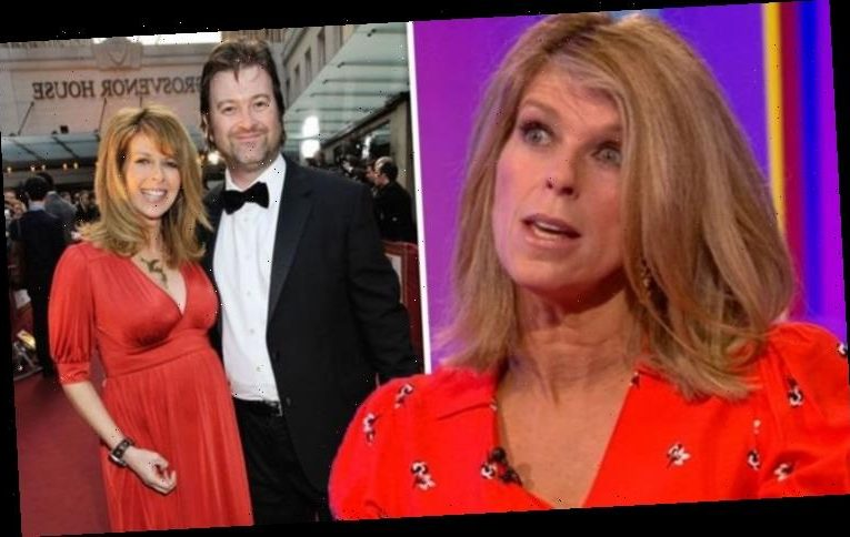Kate Garraway's unexpected aid from stranger as husband remains 'trapped' in Covid battle