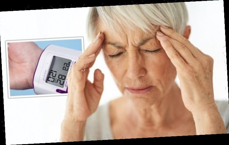 High blood pressure: Six signs you might need to lower your reading