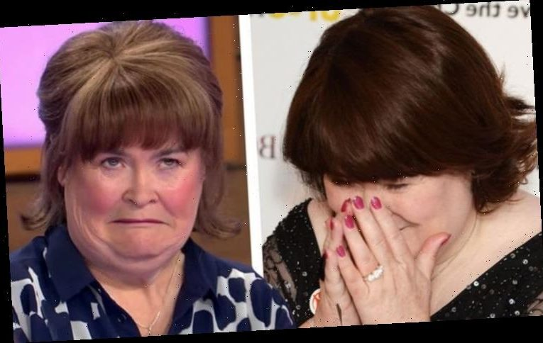 Susan Boyle shares disbelief ahead of 60th birthday: 'I'm surprised I've reached it!'