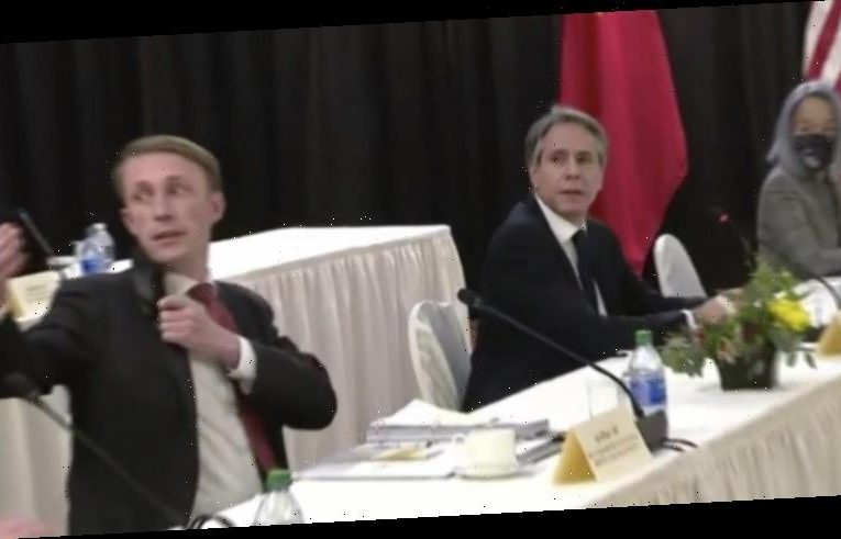 US-China meeting in Alaska begins with on-camera confrontation