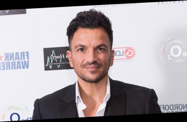 Peter Andre teases unlikely collaboration with Dancing On Ice star Lady Leshurr for new album