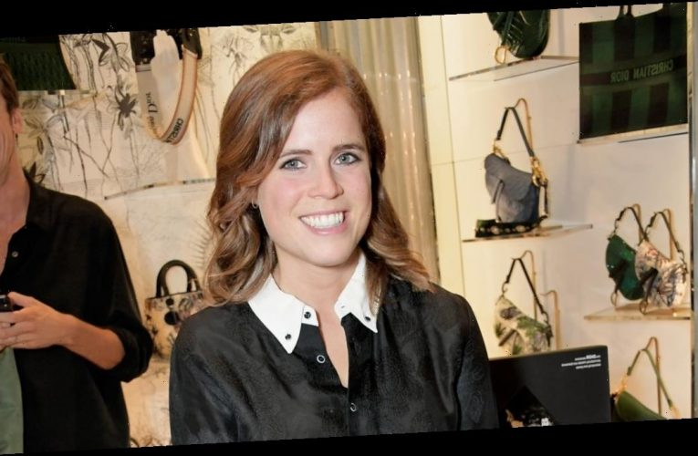 Princess Eugenie shares rare peek of her gorgeous garden at Frogmore Cottage