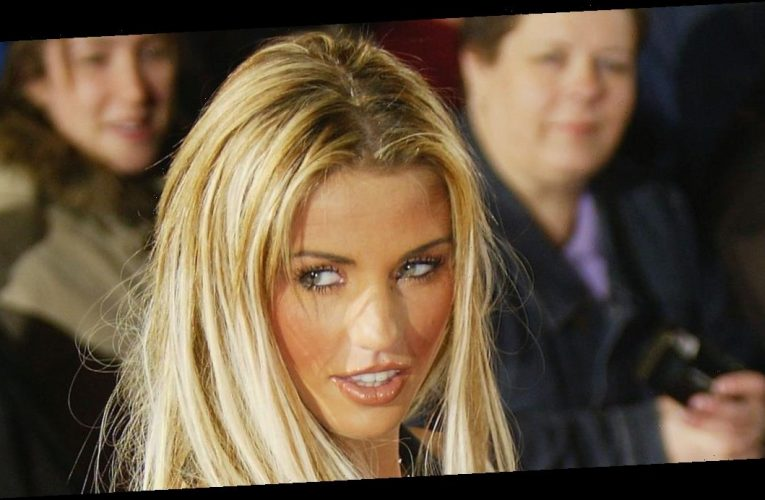 Katie Price unveils lengthy blonde hair in 'Jordan-era' makeover for TV appearance after ditching natural hair