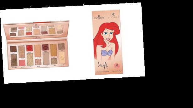 Grab Your Tiara: Essence Makeup Is Releasing Disney Princess Eyeshadow Palettes