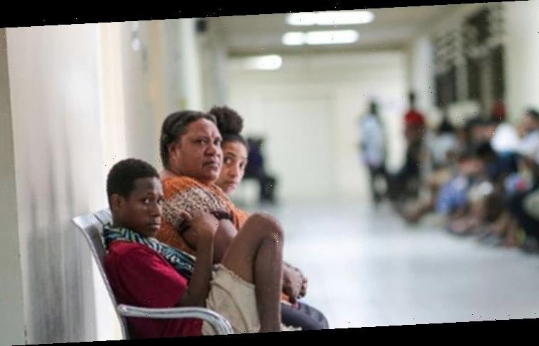 'People are dropping dead': Australia's 8000 doses a stop-gap for PNG's COVID crisis
