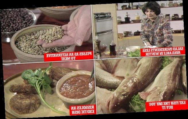 Delia Smith's cookery show from the Seventies attracts a new audience
