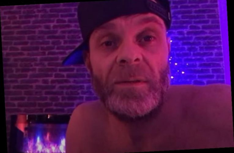 Brian Harvey reveals police turned up at his door for  after he attacks ex Danniella Westbrook on YouTube