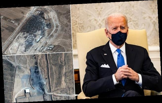 Biden called off strike on a second military target in Syria last week