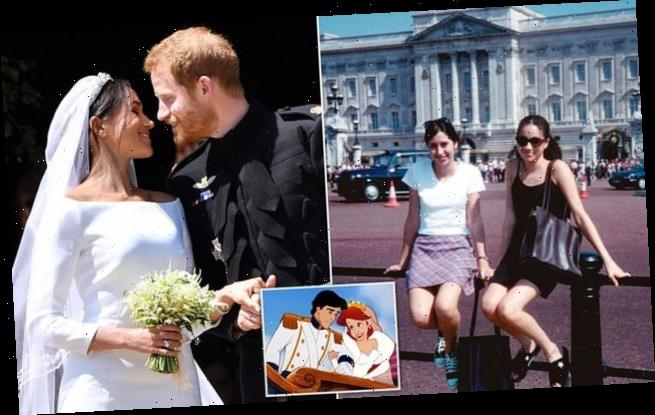 SARAH VINE: Meghan the mermaid and a fairy tale with a fishy ending