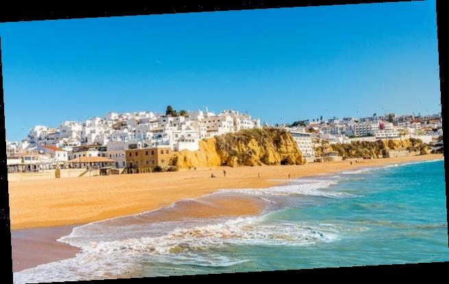 British girl, two, drowns in Algarve swimming pool