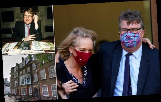 Hedge fund manager Crispin Odey is cleared of groping junior banker