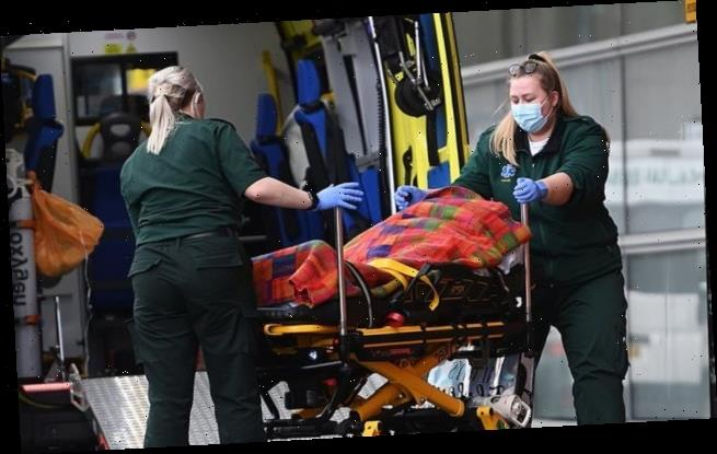 UK hospitals record another 133 deaths in preliminary toll