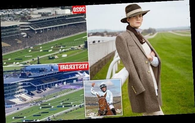 Jockey Rachael Blackmore races into the record books at Cheltenham