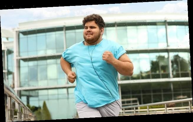 Overweight young adults at TWICE the risk of memory issues later on