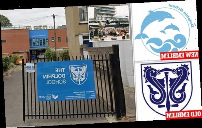 School adopts new badge to replace one inspired by Colston's crest