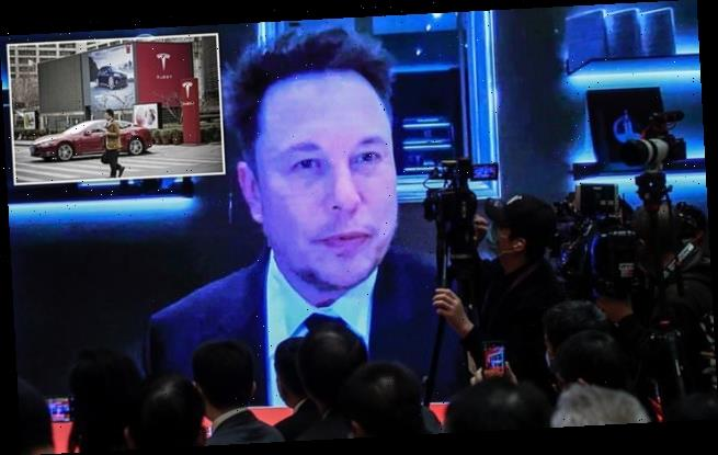 Musk says Tesla cars will never be used for spying