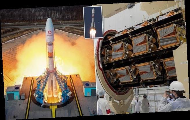 British SpaceX competitor OneWeb puts another 36 satellites in orbit