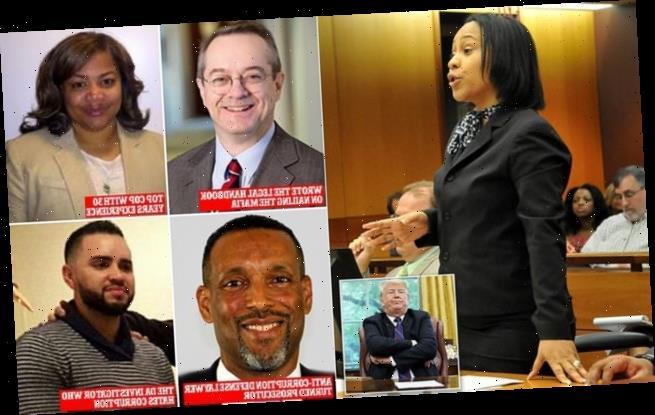 TWO grand juries convened in Georgia to investigate Trump