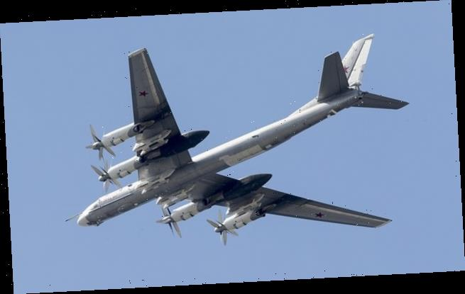 NATO scrambles jets TEN times in one day to intercept Russian planes