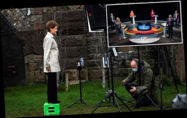 STEPHEN GLOVER: Nicola Sturgeon is using our money in her battle