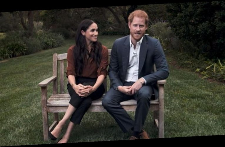 Prince Harry and Meghan Markle reveal amazing feature in their garden dedicated to son Archie at their mansion in California