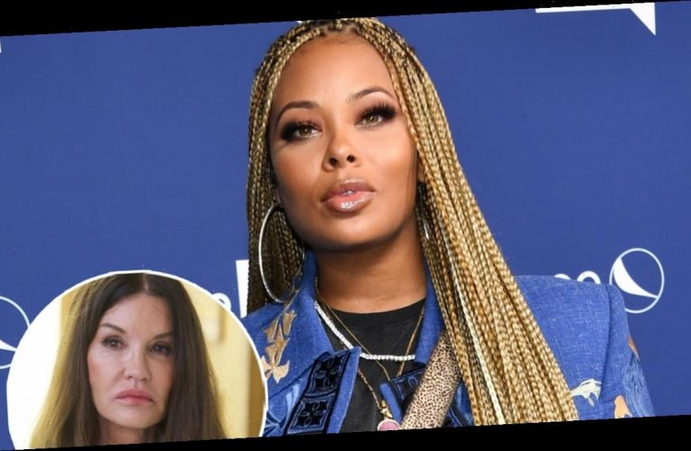 Eva Marcille Claims Janice Dickinson Told Her To 'Get Your Nose Fixed' With ANTM Prize Money