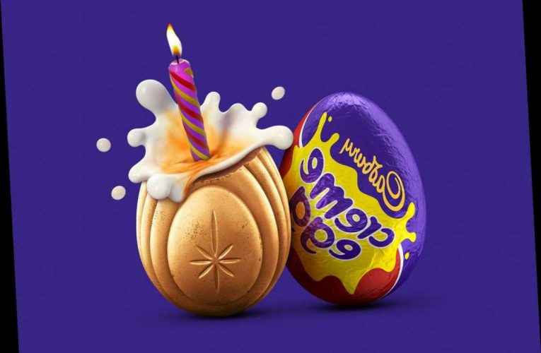 Where to find a gold Cadbury Creme Egg worth £5,000