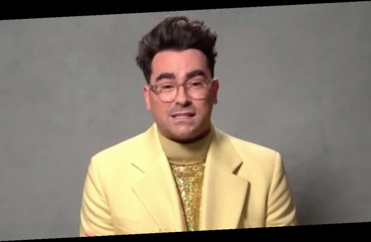 """Dan Levy Urges the Golden Globes to Do Better: """"Inclusion Can Bring About Growth and Love"""""""