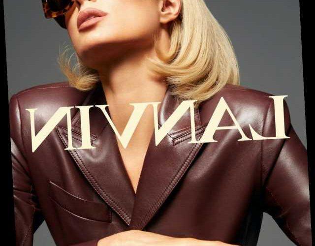 Lanvin's Latest Campaign Stars Paris Hilton as a Proto-Influencer