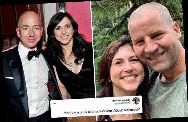 Bezos' billionaire ex-wife Mackenzie Scott's marriage to Dan Jewett leaves her lovestruck fans heartbroken