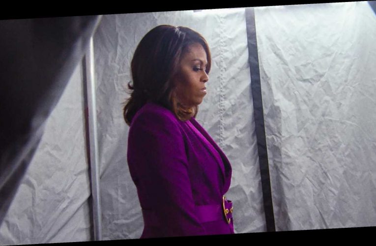 Like So Many Others, Michelle Obama Also Felt 'Low-Grade Depression' During The Pandemic