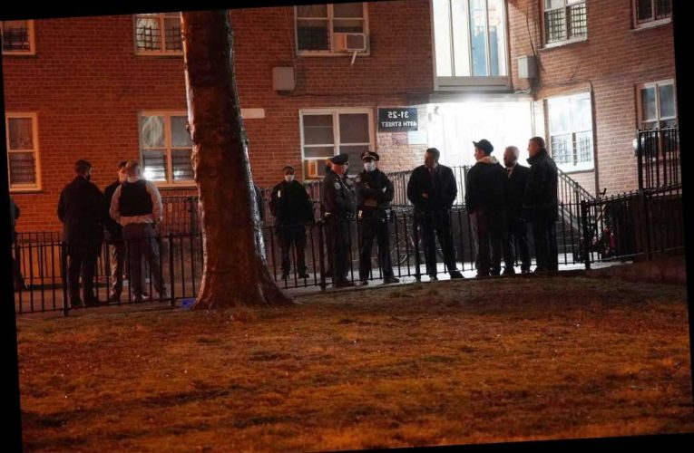 Another shooting at NYCHA complex plagued by recent gun violence