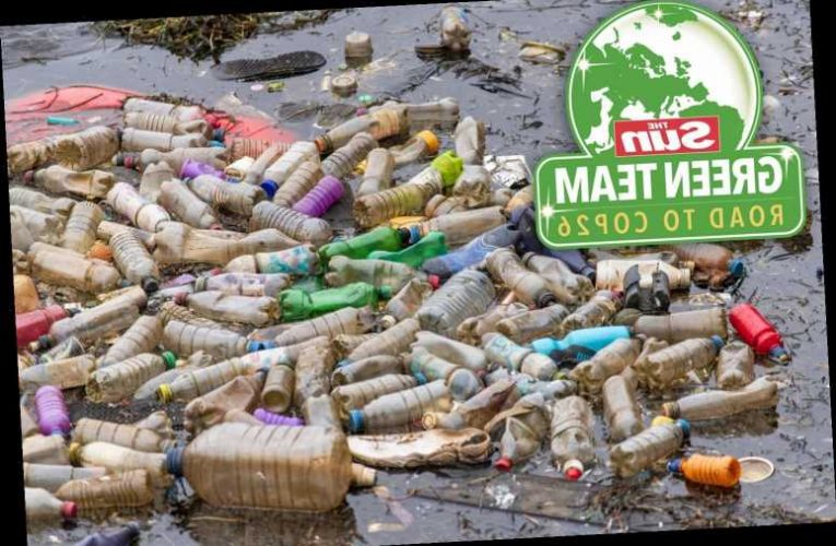 Plastic waste is one of the scourges of our time – let's clean up