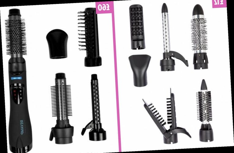 Lidl has launched an air styler for £12 – and it's a dupe of this £60 Revamp version
