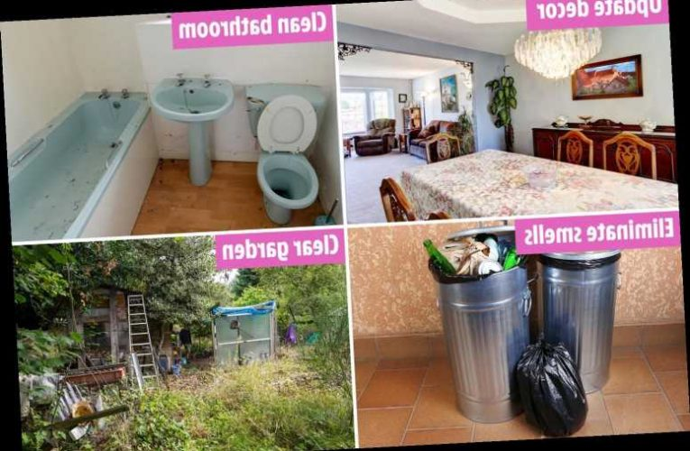 How to add £50k to the value of your home in just 48 hours – and smell is key